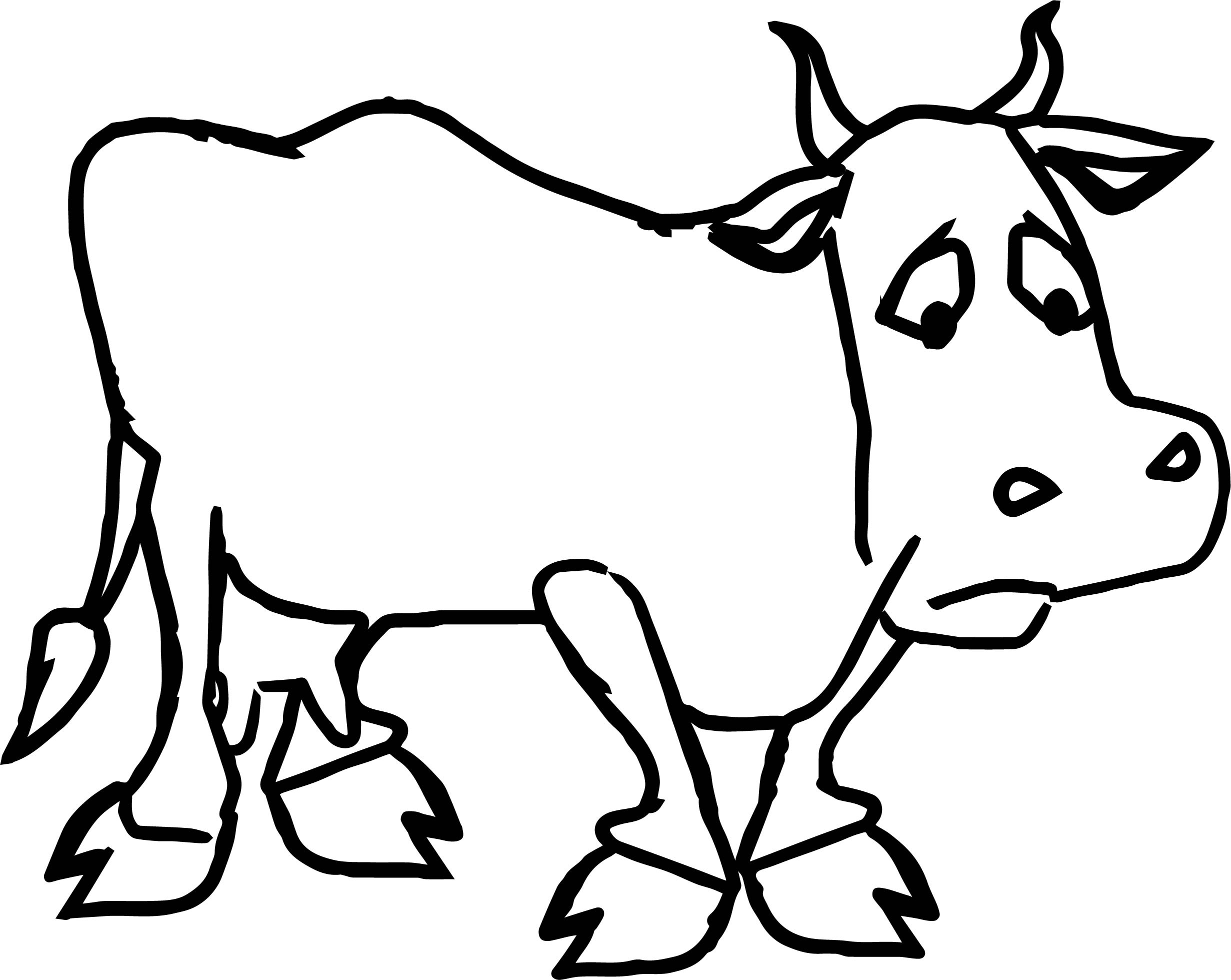 Free Animal Coloring Pages Kids Sheets
