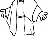 Shock Apostle Paul Coloring Page