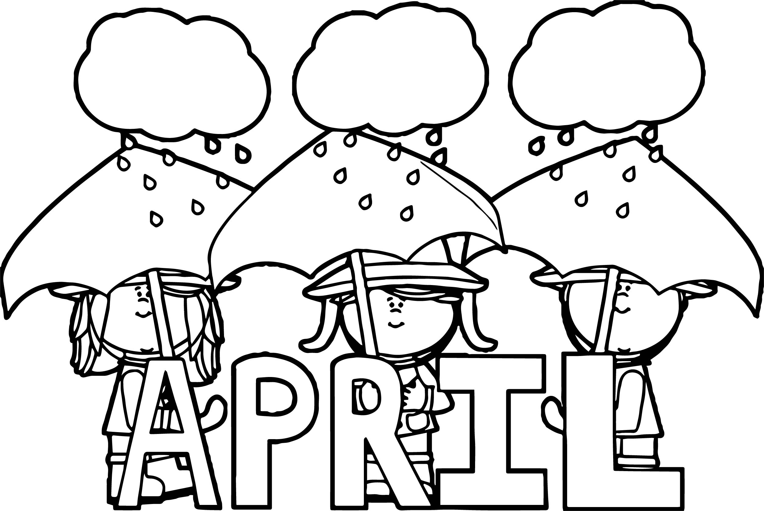 April Coloring Pages For Adults : Sobriety april coloring page wecoloringpage