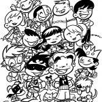 Archie Titans Coloring Page