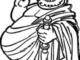 Asterix Big Man Coloring Page