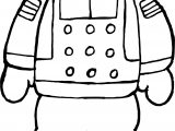 Astronaut New Boy Coloring Page
