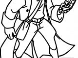 Atlantis The Lost Empire Milo Cool Coloring Page