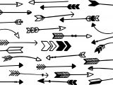 Aztec-Arrows-Coloring-Page