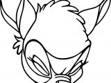 Bambi Head Revolting Coloring Pages