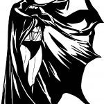 Batman Wind Coloring Page