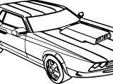 Ben Ten Kevin Car Coloring Page