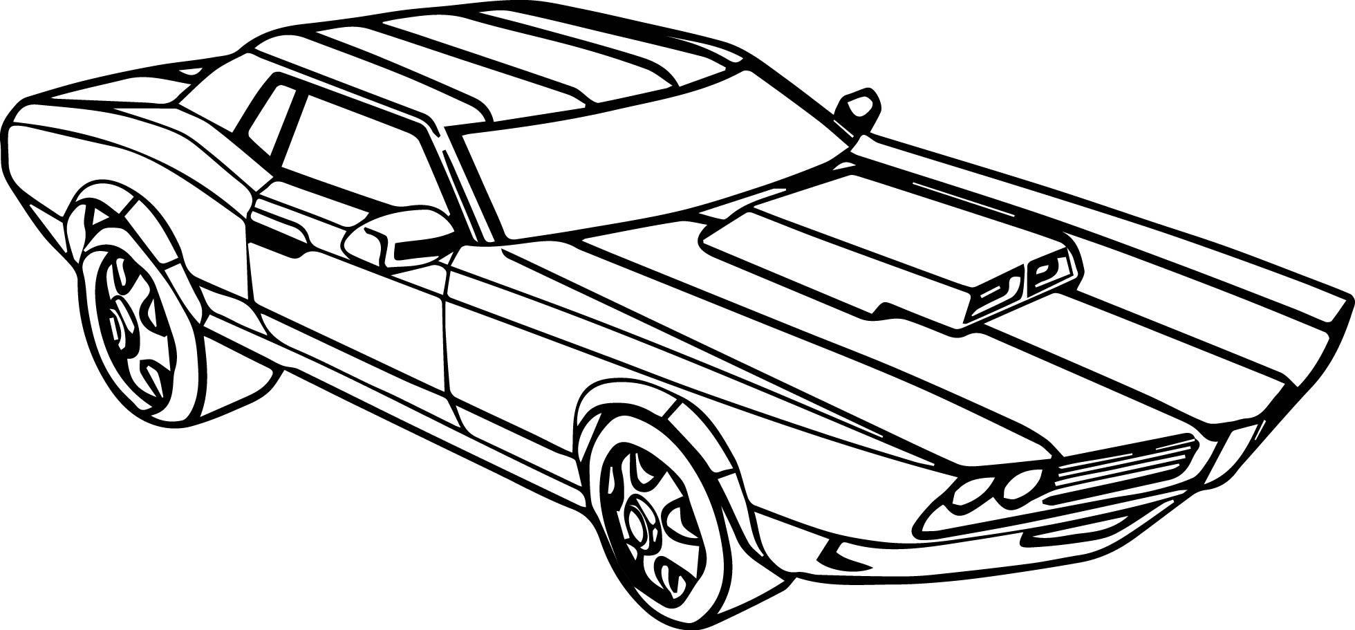Ben Ten Kevin Car Coloring Page | Wecoloringpage