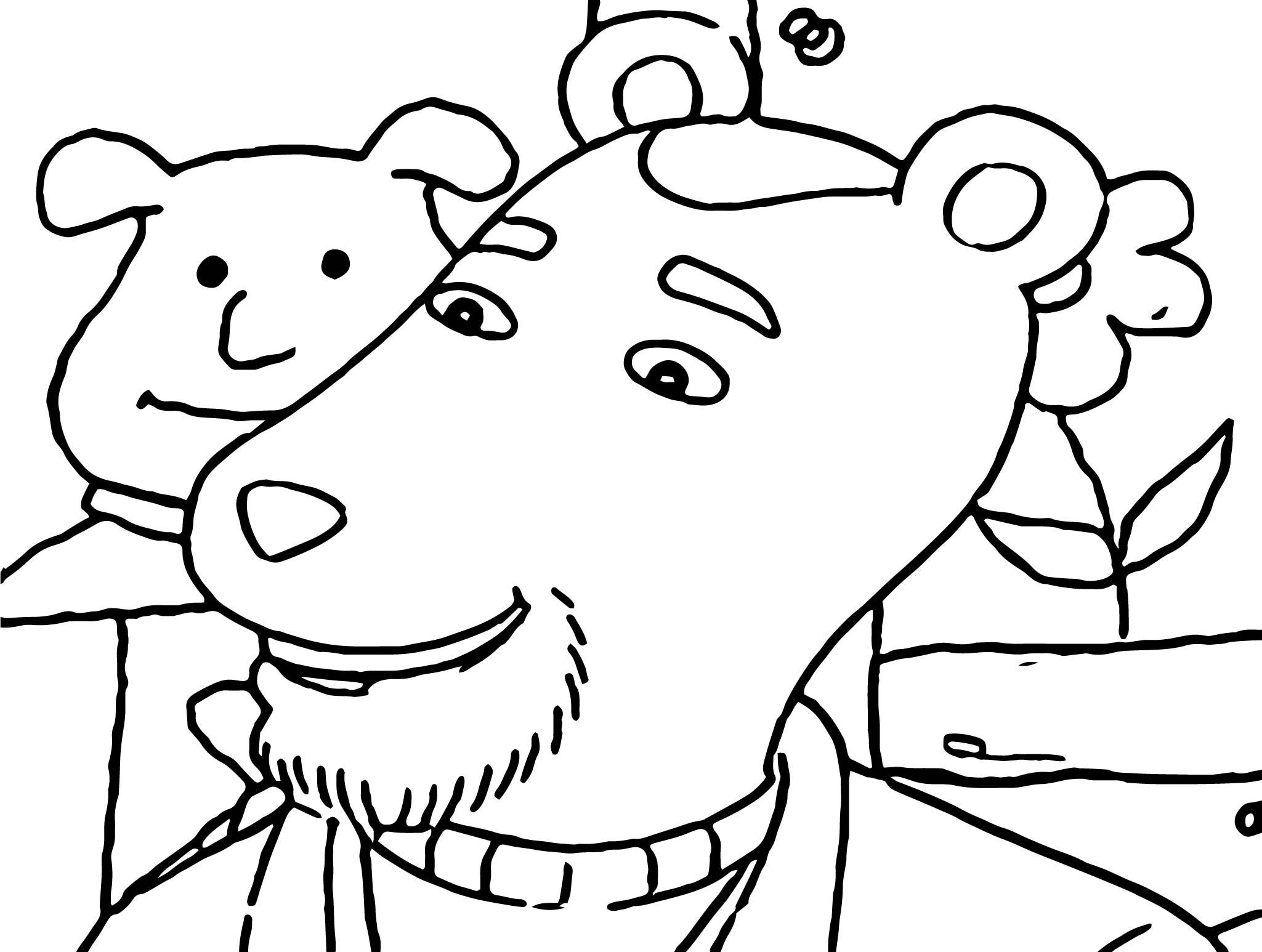 Big Arthur Coloring Page