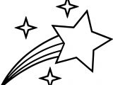 Big Small Stars Coloring Page