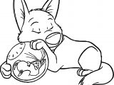 Bolt Dog Sleep Coloring Pages