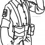 Boom Coloring On The Beach Tutorial Guy Soldier Commander Coloring Page