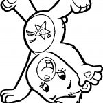 Care Bears Tumble Adventures in Care A Lot Coloring Page