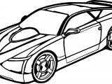 DX Mark 10 Ben Ten Car Coloring Page