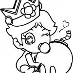 Daisy My Bomb Coloring Page