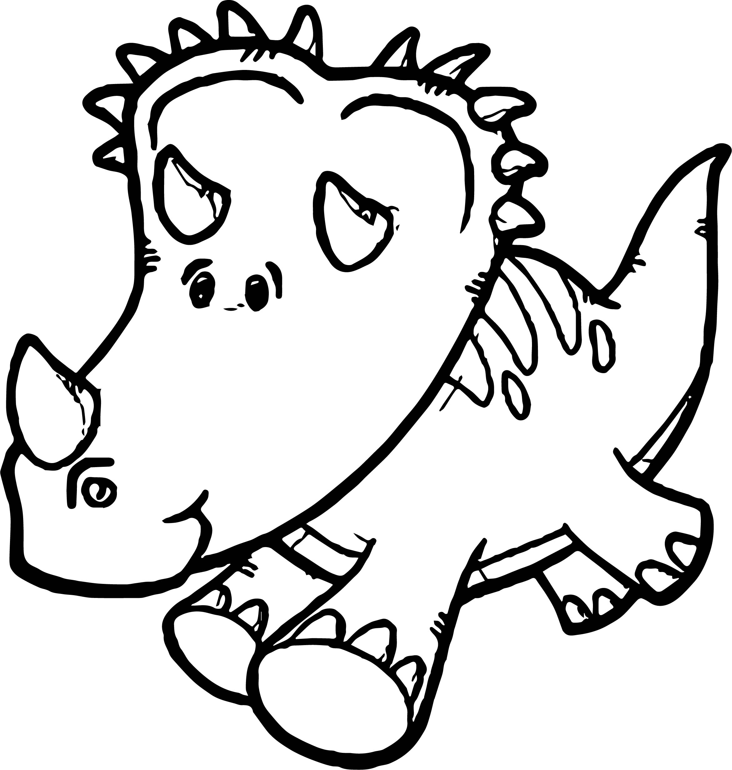 dinosaur run coloring page wecoloringpage