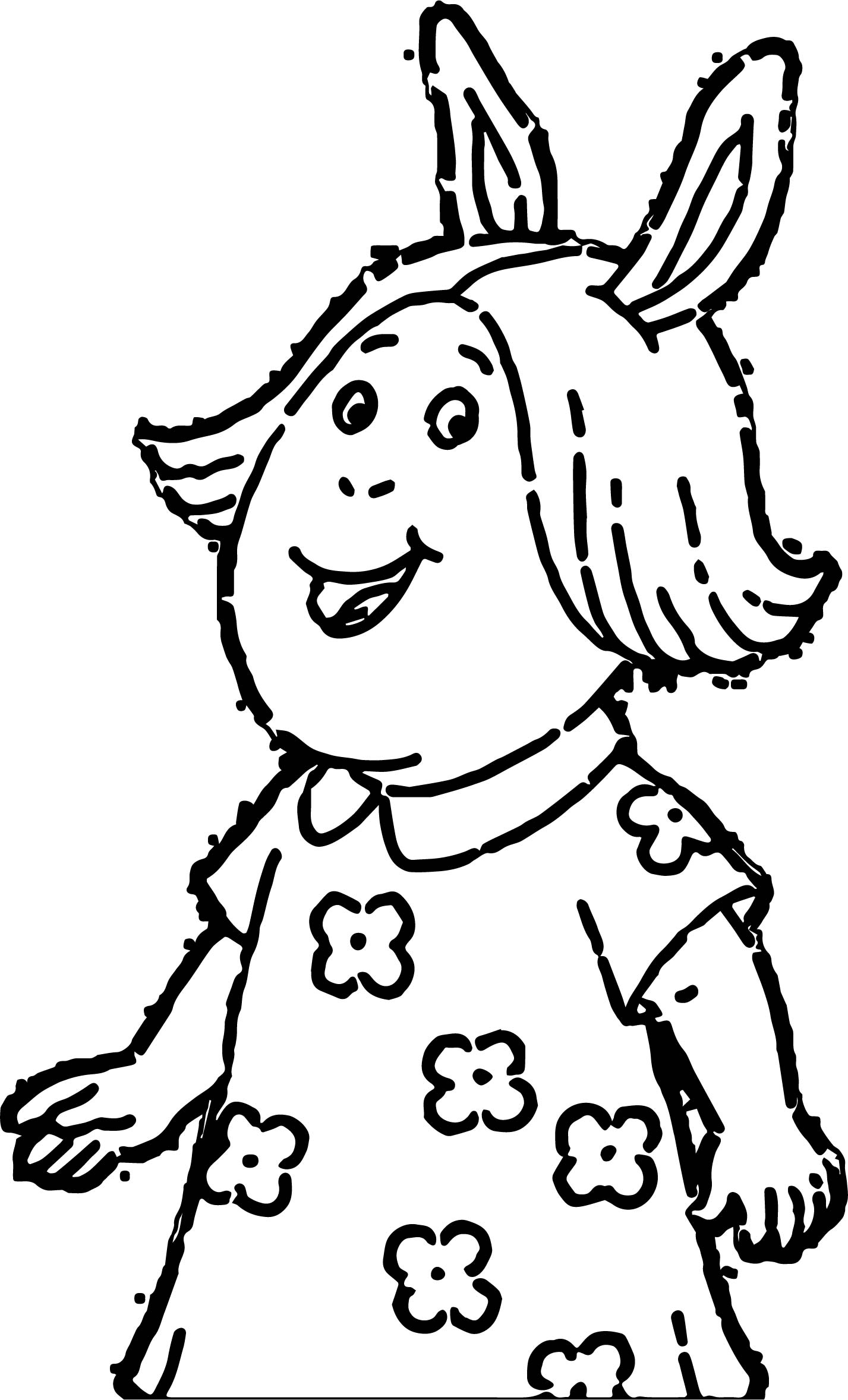 Emily Promo Coloring Page