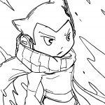 Fanart Astro Boy Coloring Page