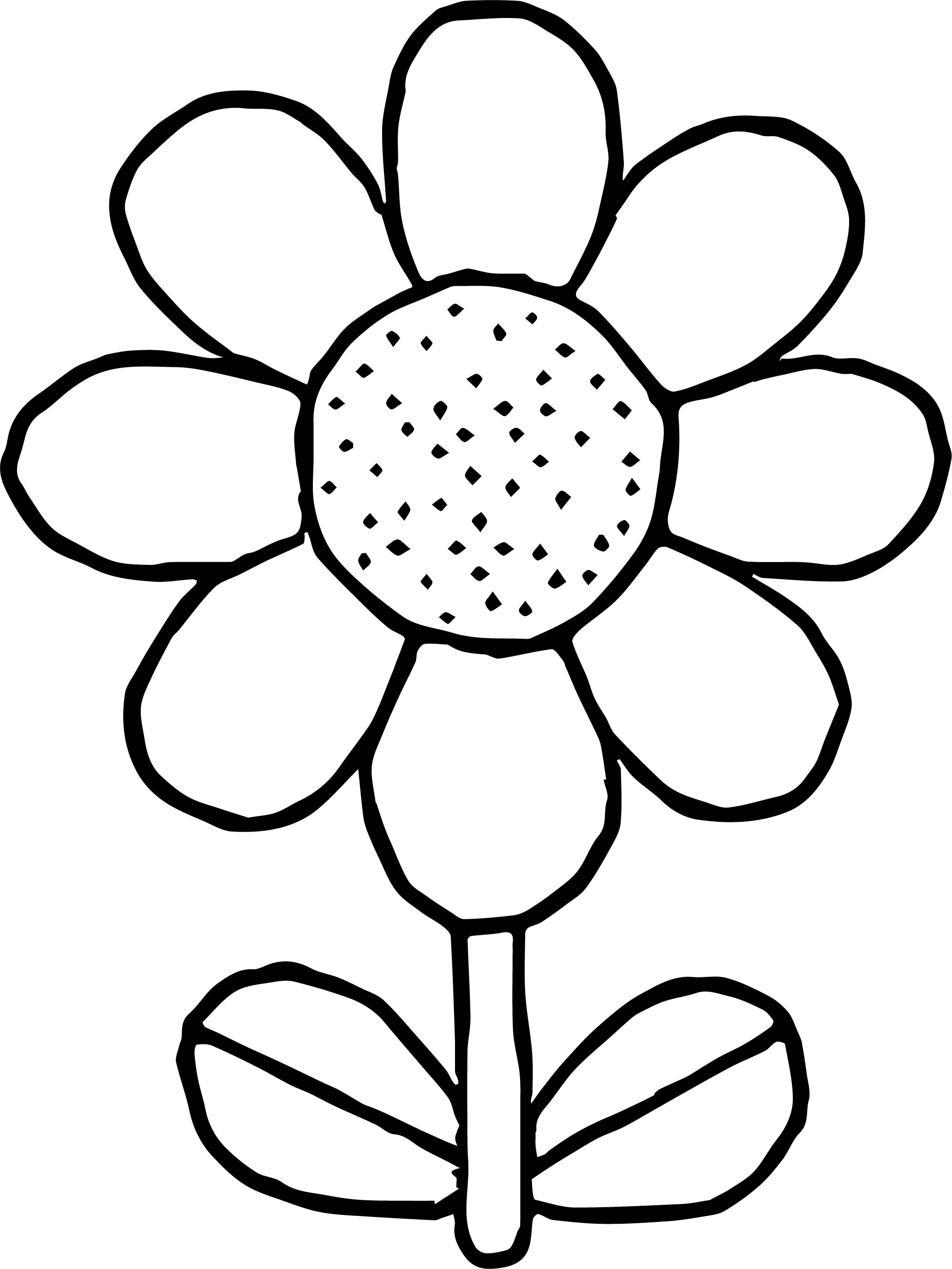 Jumbo Printable Coloring Pages May Flowers Jumbo Best