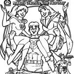 Perez Archie Coloring Page