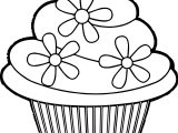 Pretty Cakes Successful Coloring Page