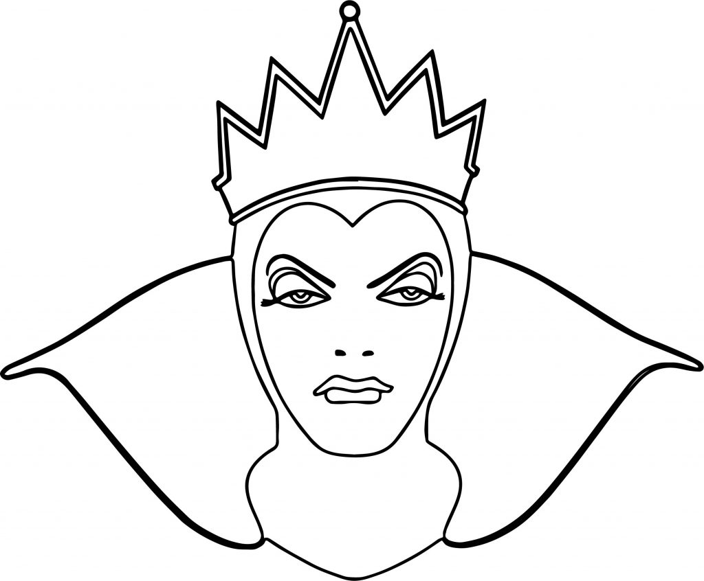 Snow White Evil Queen Witch And