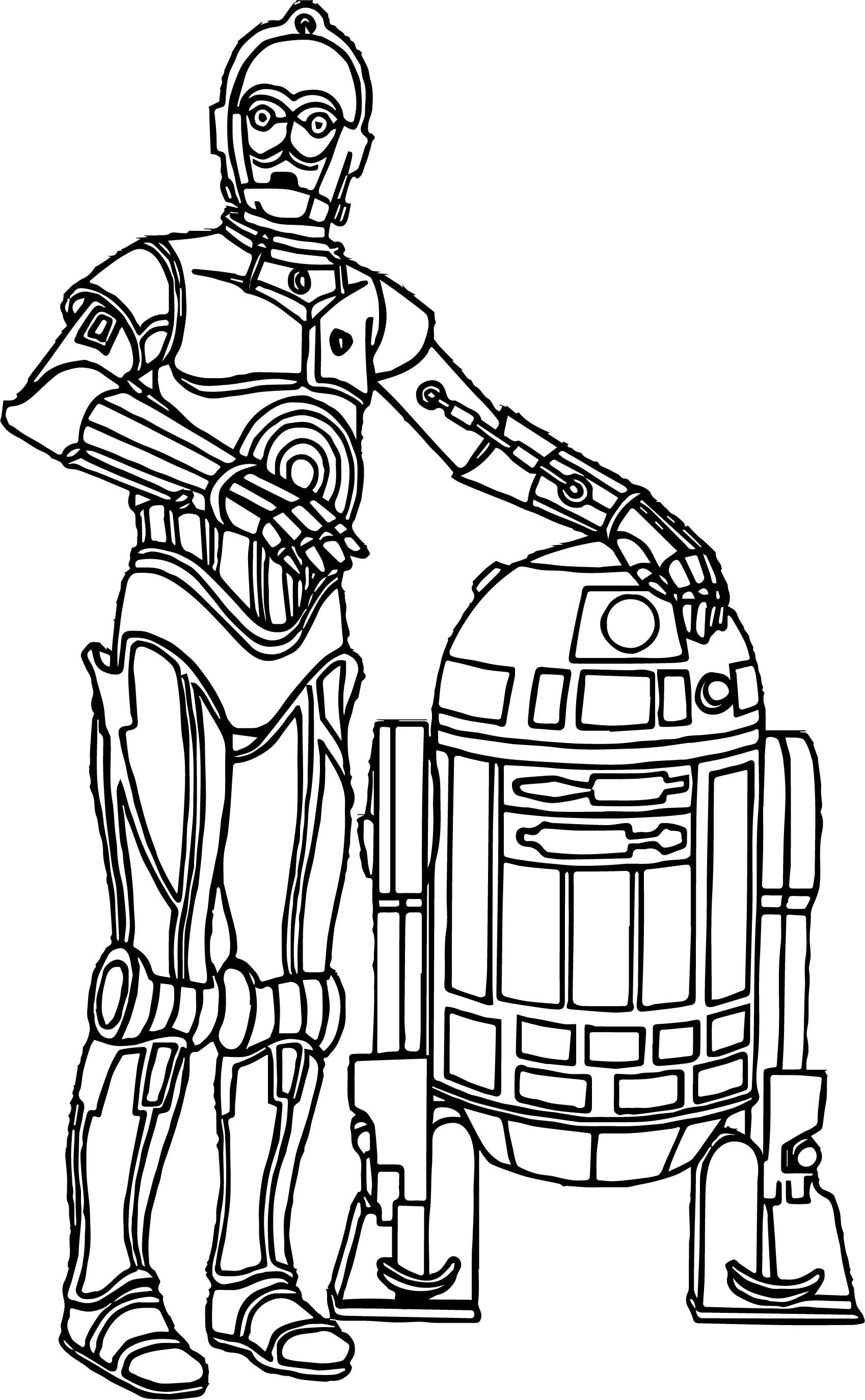 Star Wars The Force Awakens Robot