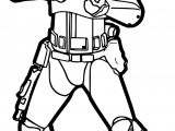 Star Wars The Force Awakens Stormtrooper Coloring Page