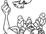 The Hunchback Of Notre Dame Birds Coloring Page