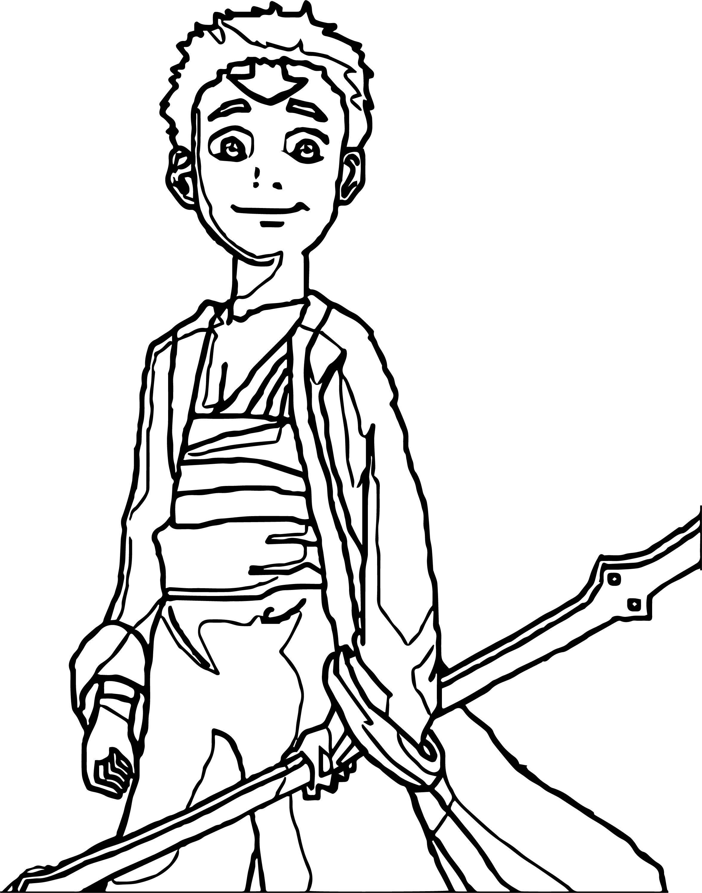 Aang avatar the last airbender recca coloring page for Avatar the last airbender coloring pages