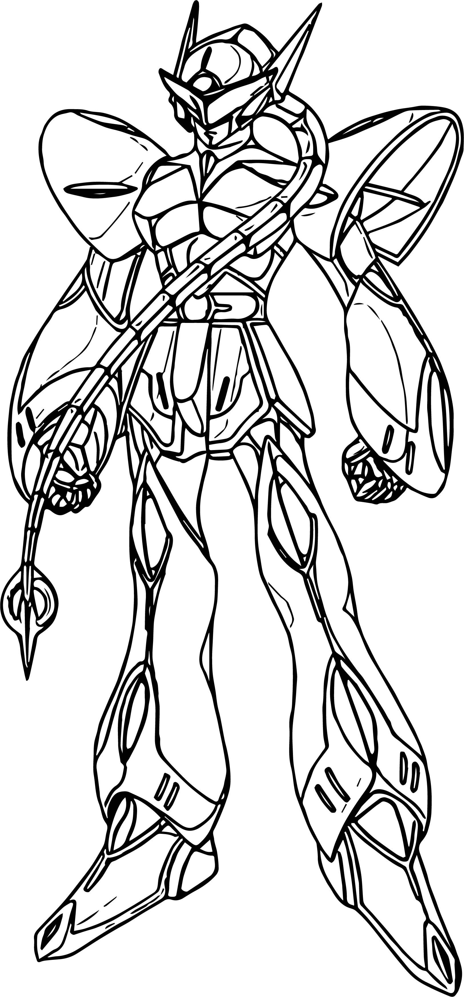 Aranaut bakugan of minami coloring page for Bakugan coloring book pages