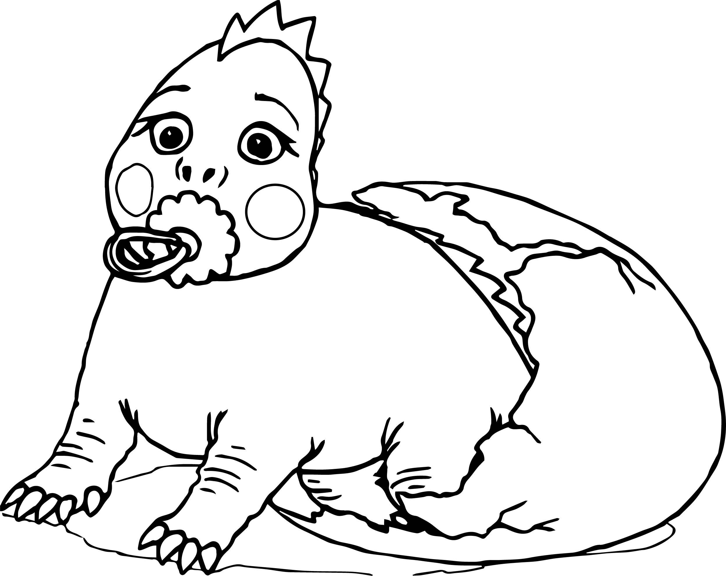 dinosaur egg coloring page elioleracom