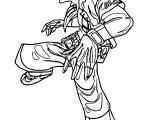 Bakugan Dance Coloring Page