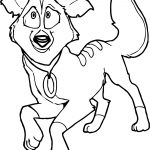 Balto Star Wolf Coloring Page