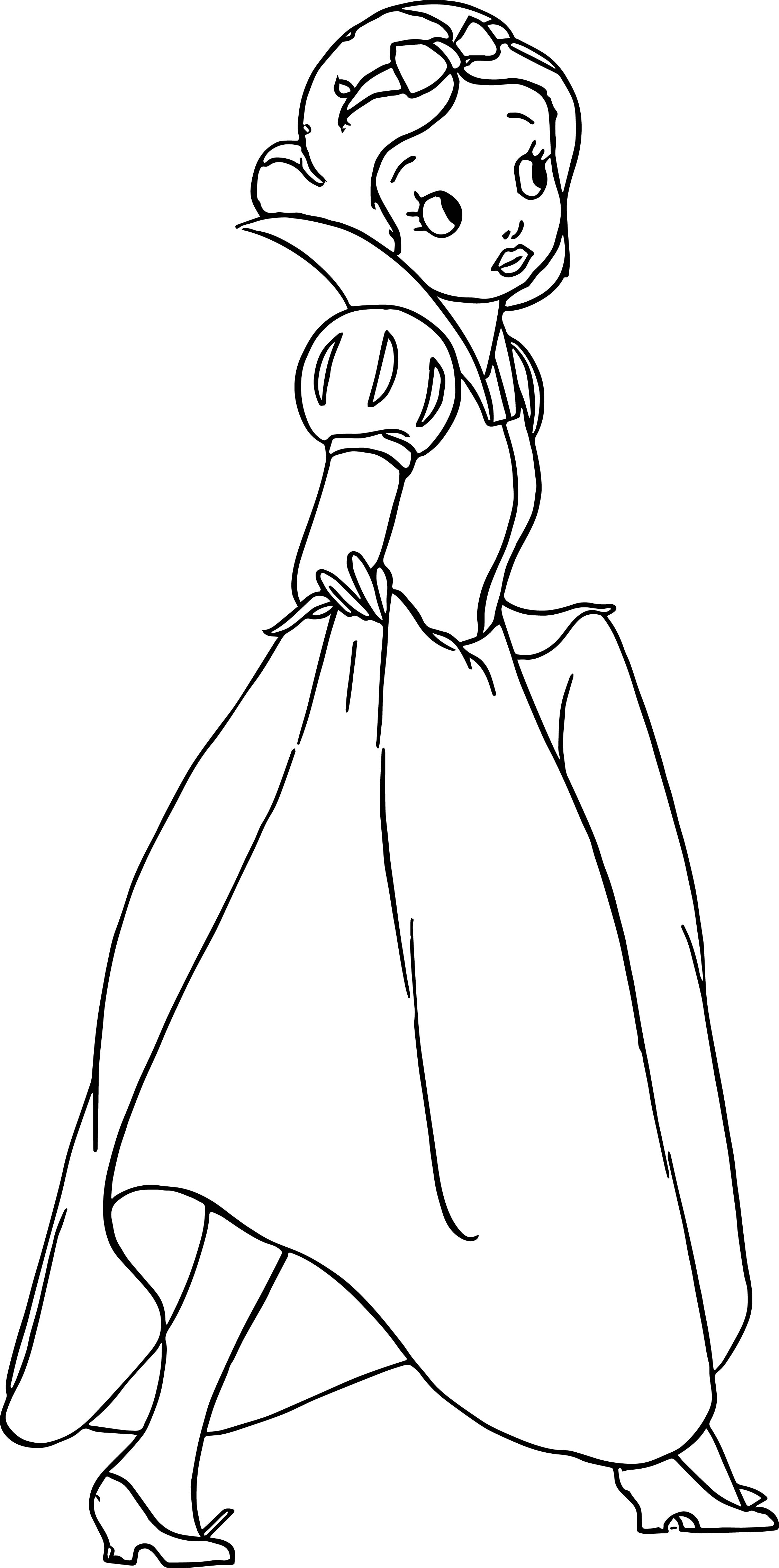Betty Boop Cinderella Image Gallery Image Coloring Page