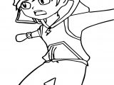 Boboiboy The Movie Entering The Split Coloring Page