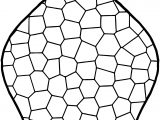 Bottle Stained Glass Coloring Page