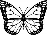 Butterfly Gif Format Coloring Page