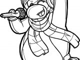 Club Penguin Music Time Coloring Page