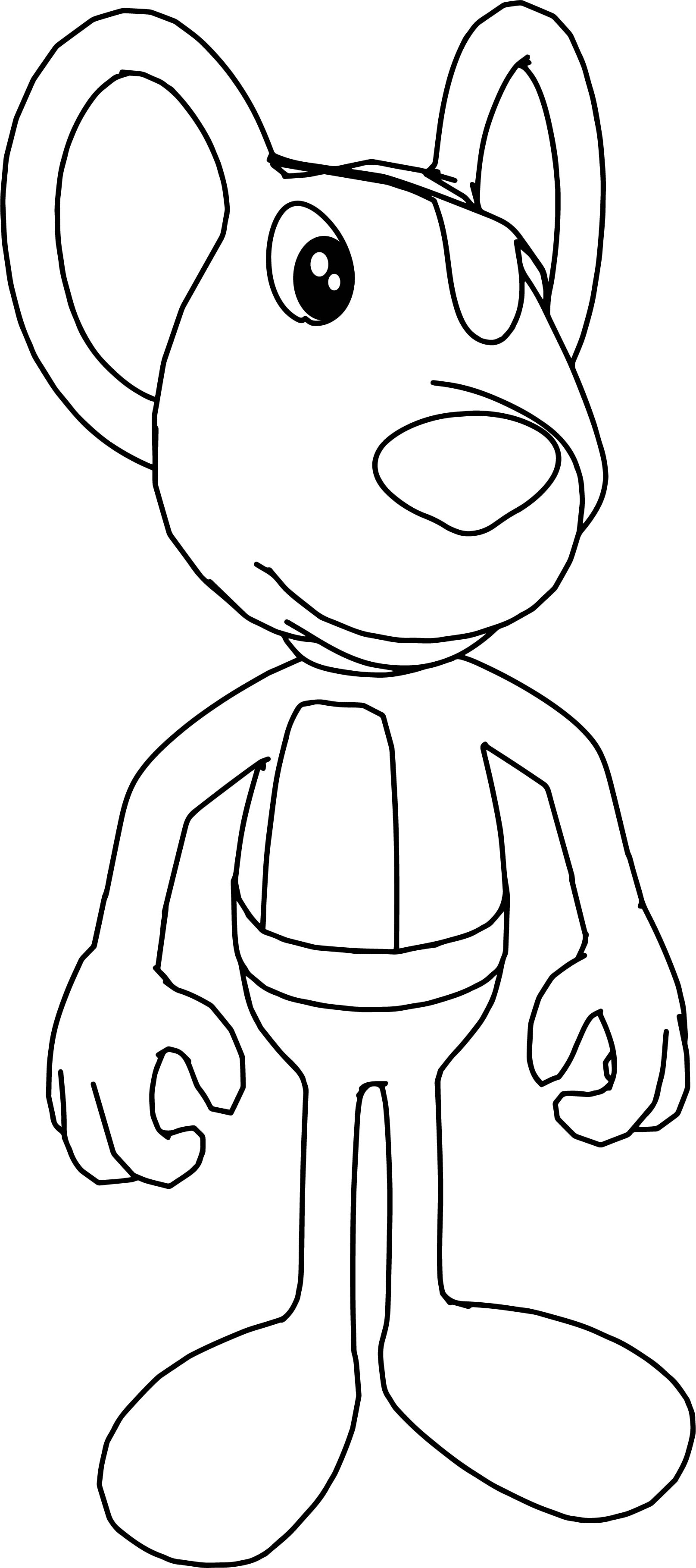 danger mouse coloring pages - photo#11