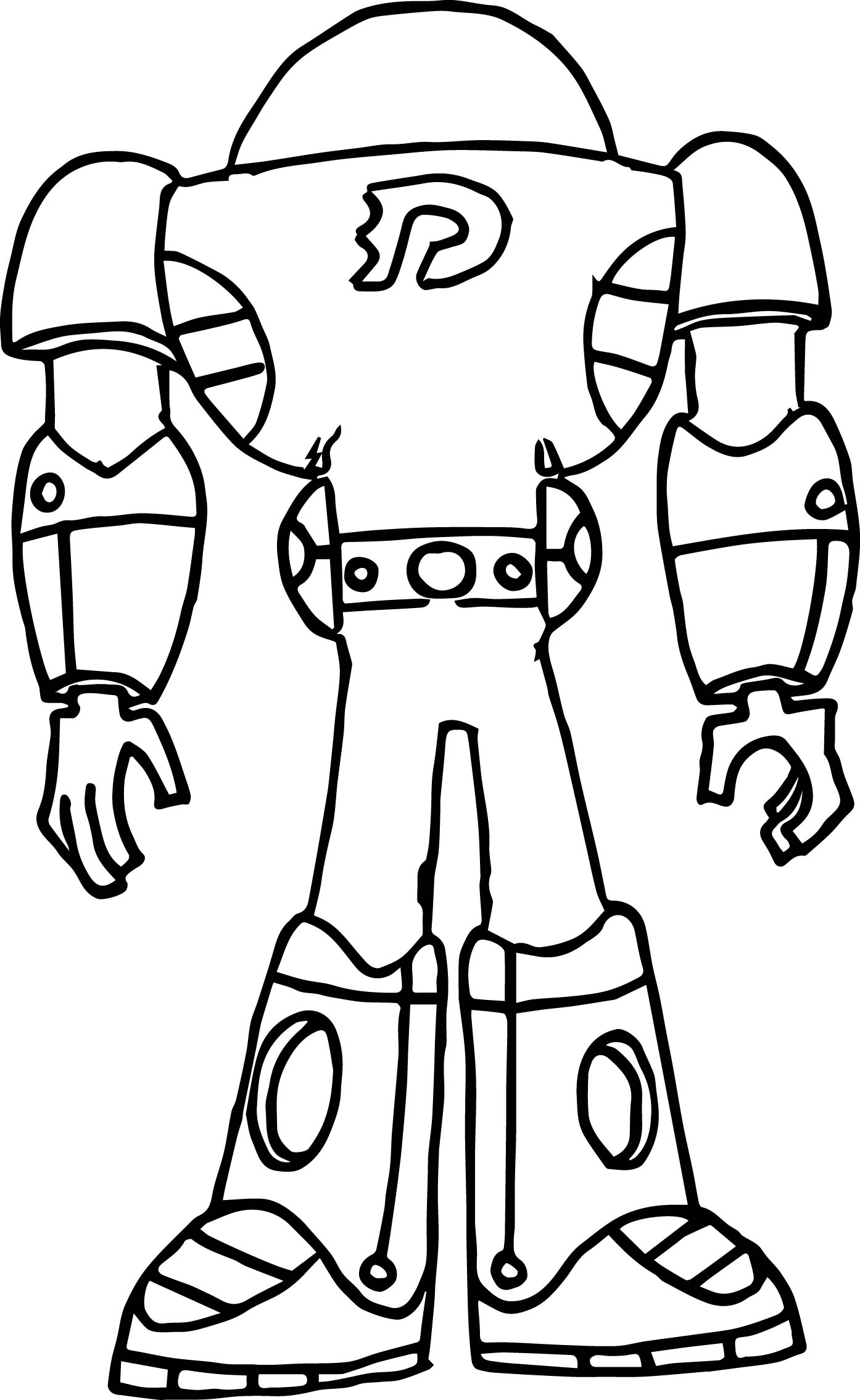 Danny Phantom S Ecto Skeleton Coloring Page Wecoloringpage Danny Phantom Coloring Pages