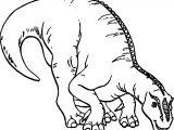 Disney Dinosaur Coloring Page