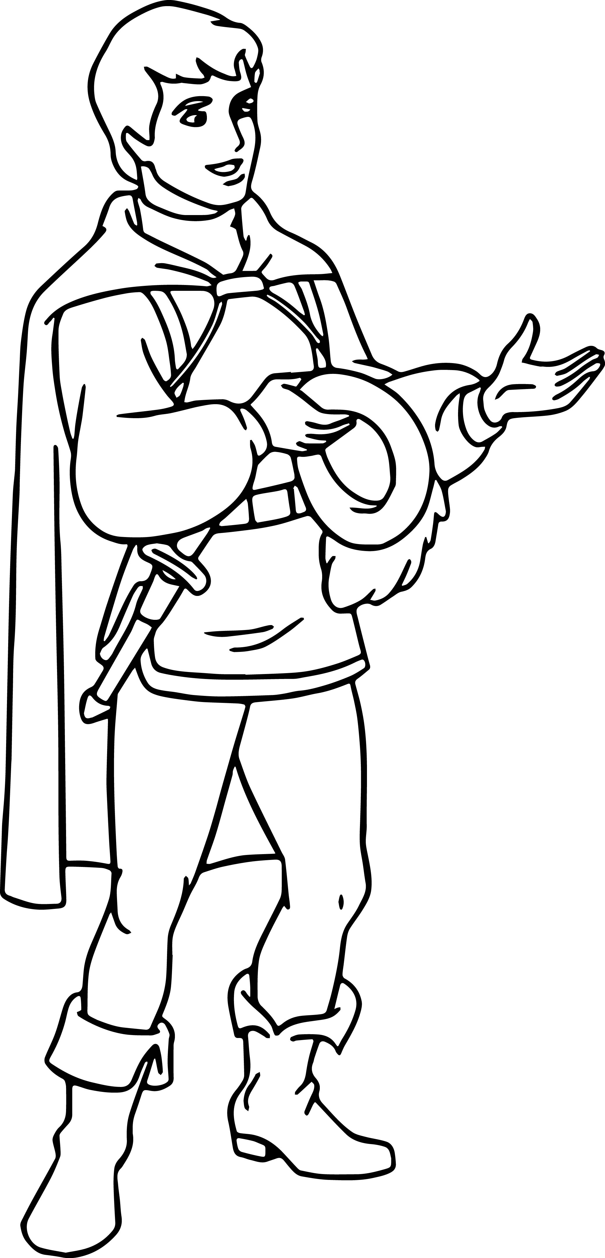 Snow white and the prince hat coloring page for Coloring pages of snow white