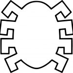 Spider Man Logo Spider Man Coloring Page