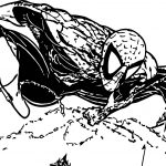 Spiderman Cartoon Full Size Spider Man Coloring Page