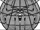 Spiderman Logo Spider Man Shirt Coloring Page