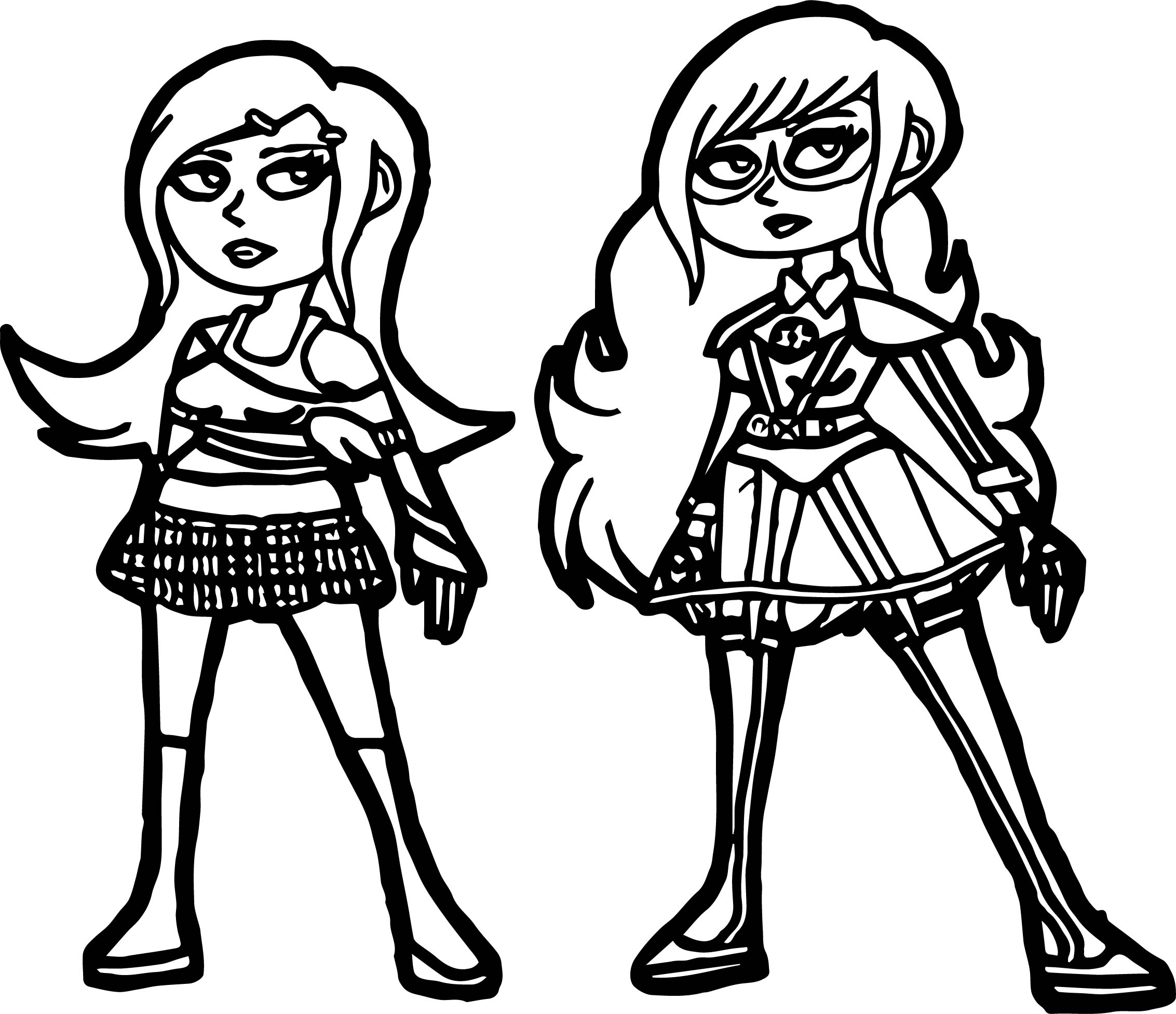 Supernoobs oc lidynaea lydia sparacello coloring page for Lydia coloring page
