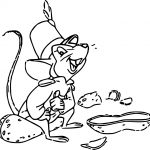 Timothy Nuts Coloring Page
