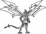 Titanium Dragonoid Coloring Page