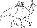 Walking Disney Dinosaur Coloring Pages